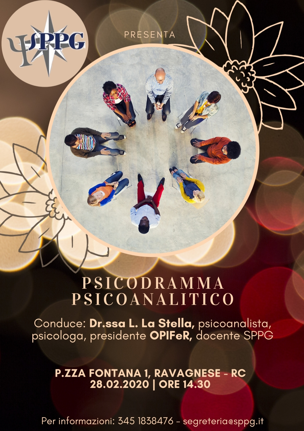 "Workshop ""Lo Psicodramma psicoanalitico"""