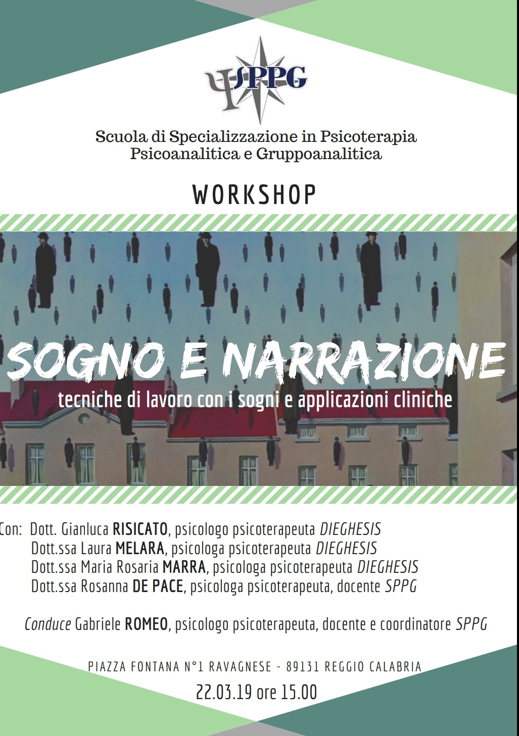 "Workshop ""Sogno e narrazione"""